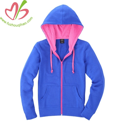 Children's zipper sweater