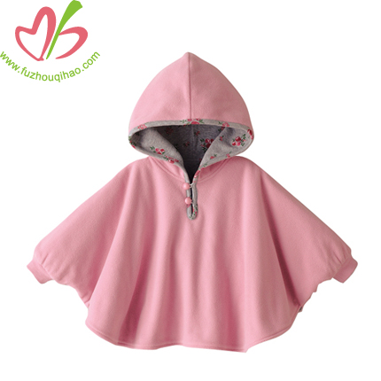 girls double-sides cloak