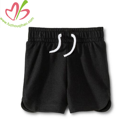 boy's black short