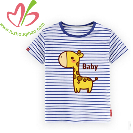 cute printed boys t shirt