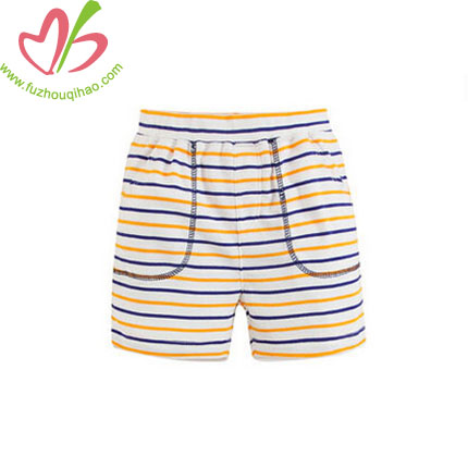 Stripe Boy's Shorts Custom Colors