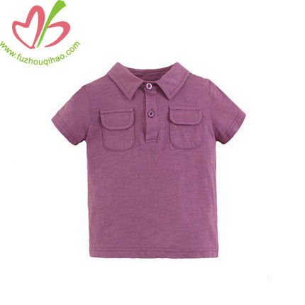 Bamboo Boys Polo Shirt