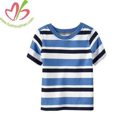 Baby Short Sleeves Cotton T-shirt Baby Garment