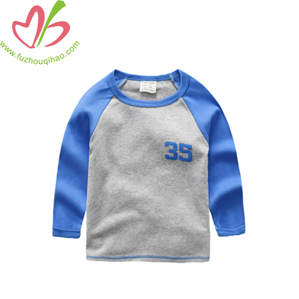 100% Cotton Boy Hoodie, Long Sleeve Winter Boy Reglan