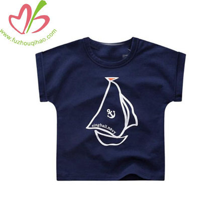 Children's Short Sleeve T-shirt Leisure T-shirt