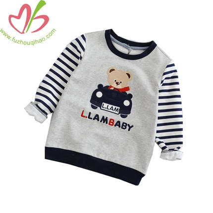 Children's T-shirt Baby Boy's Fleece Jacket