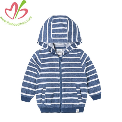 Baby Fleece Children Stripes Outfit