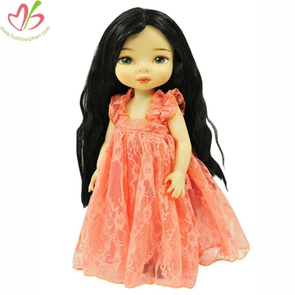 American Doll Lace Dress