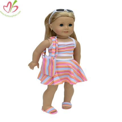 Doll Swimming Suits Two Pieces