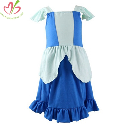 Pricess Style Kids Holiday Dress